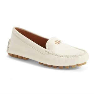 Coach AMBER leather driving moccasin 8.5
